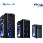 digitec Facebook Wettbewerb mit Antec