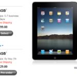 iPad WiFi + 3G ab Anfang Mai