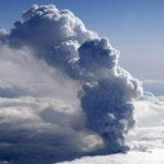 Eyjafjalla Vulkanausbruch im April 2010
