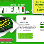 1.April 2010 bei Daydeal