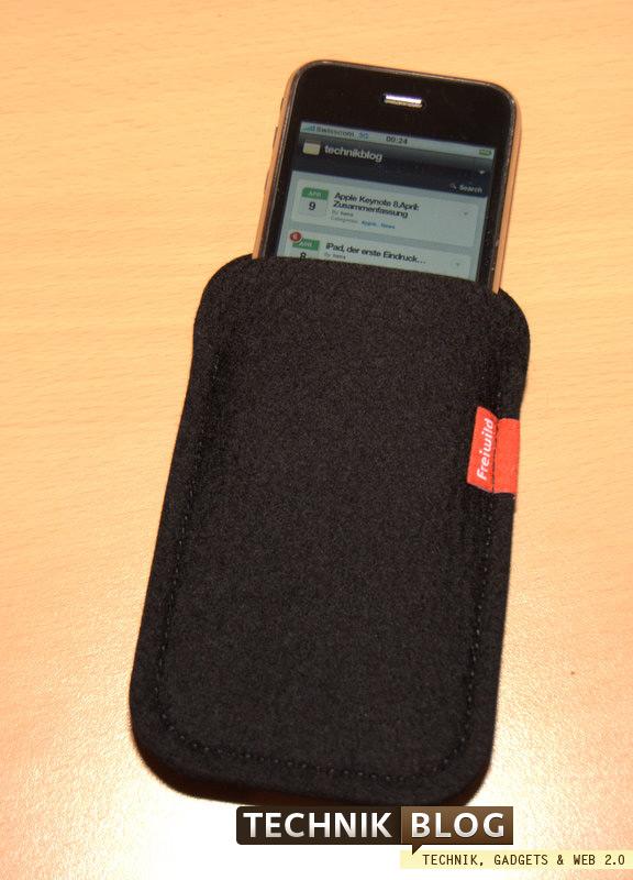 freiwild iphone Tasche von Handysocken.ch