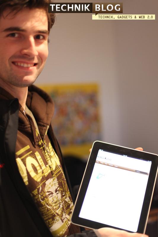 Me, myself and the iPad