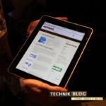 TechnikBlog testet iPad