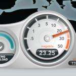 Damit mein Speedtest bald auch so aussieht