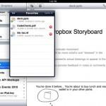 Dropbox auf dem iPad | Bild von wired.com