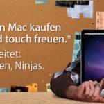 Apple Aktion & Dock