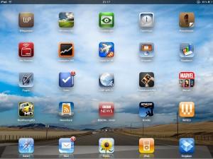 Meine Top iPad Apps