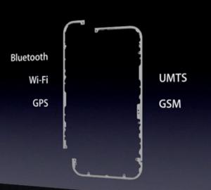iPhone 4 Antennen Übersicht