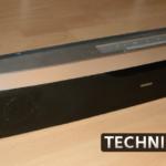 frisch ausgepackt: Philips HTS9140 Soundbar