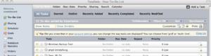 Toodledo Client for Mac