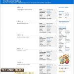 Weblog Export bei Trailrunner
