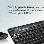 Logitech Revue für Google TV