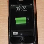 iPhone lädt sich über den Surge