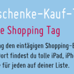 Heute Black Friday im Apple Store