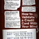 Kreditkartennummer prüfen