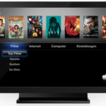 Apple TV als Media Center