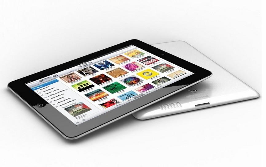 mögliche Variante des iPad 2