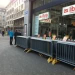 Apple Store Bahnhofstrasse Zürich 0740 Uhr - (c) @breezer