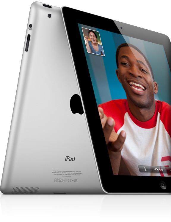 iPad 2 mit FaceTime