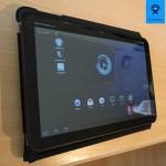 Motorola Xoom auf dem iPad 1st Gen