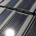 Solarziegel der Firma Panatron