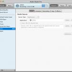 Aufnahme aus Safari mit Audio HiJack