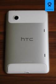 HTC Flyer unibody Gehäuse mit weissen Abdeckungen