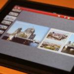 Fotobuch mit iPad App erstellen