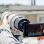 iPhone als DSLR: The iPhone SLR Mount