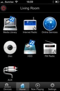 My Remote, geniale App für Philips Geräte