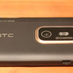 HTC Evo 3D - Rückseite