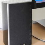 Teufel Concept B20 - Lautsprecher mit Abdeckung
