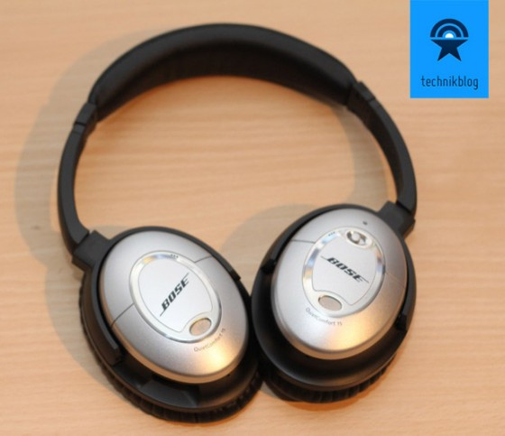 Bose QuietComfort 15 Accoustic Noise Cancelling Headphones