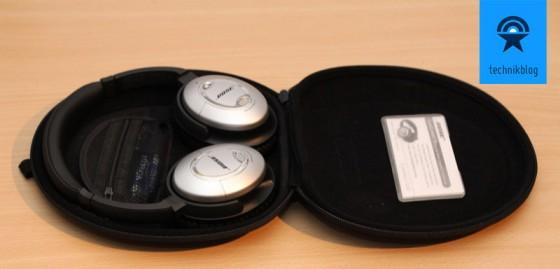 Bose QuietComfort 15 Set