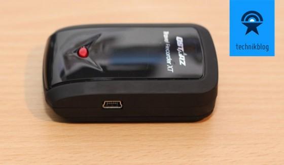 QStarz GPS Logger BT-Q1000XT