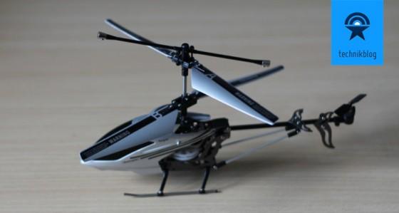 HappyCow i-Helikopter