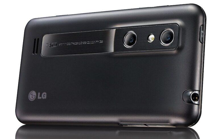 LG Optimus 3D Testbericht