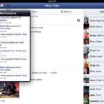 Facebook App für das iPad ist erschienen