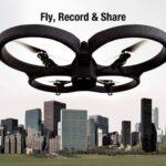 Parrot stellt die AR.Drone 2.0 mit HD-Kamera und neuen Features vor