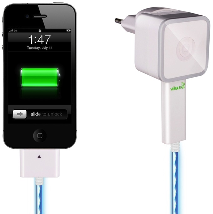 Dexim Visible Green Charger Review