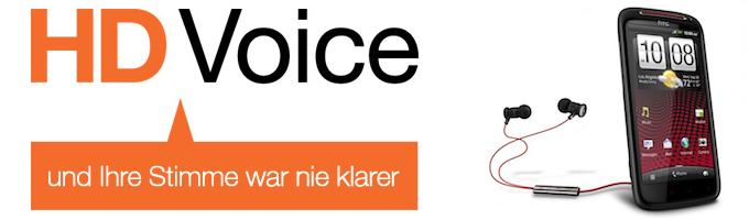 HD Voice von Orange