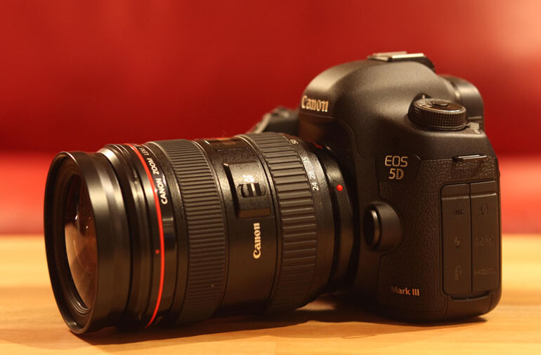Review: EOS 5D Mark III