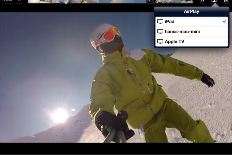 AirPlay am Mac Mini aktivieren