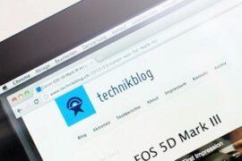 Technikblog Wochenrückblick
