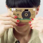 IKEA mit Digitalkamera aus Pappe – IKEA PS KNÄPPA