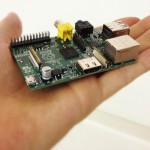 Raspberry Pi eingetroffen