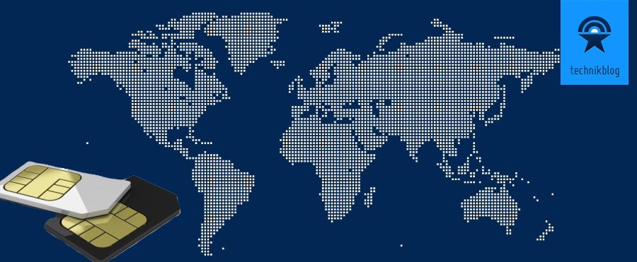 Datentarife weltweit vergleichen