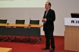 Roland Brack - Gründer von Brack Electronics AG - an der FHNW