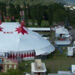 Mein Timelapse-Projekt: Zeltaufbau des Zirkus Knie