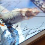 iPhone 4S Glas zerbrochen